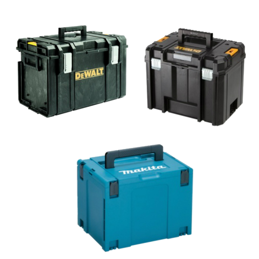 Powertool cases