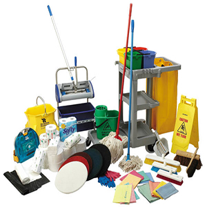 Janitorial/Cleaning supplies