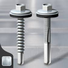 Drill screws