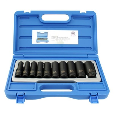 1/2'' Drive Long Reach Impact Socket Set