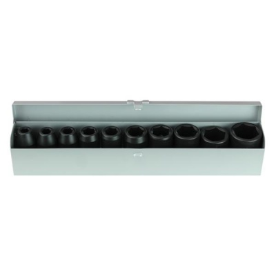 1/2'' Drive Std Reach Impact Socket Set