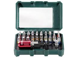 Metabo 32 Piece Security Bit Set
