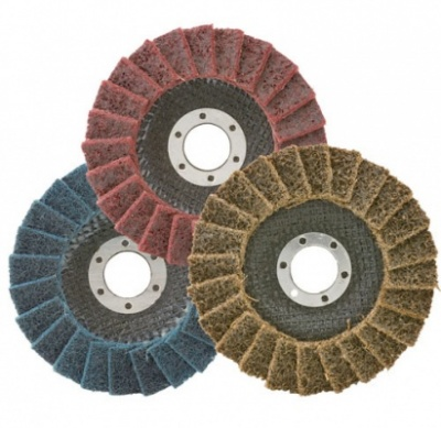 4.5'' Surface conditioning disc coarse (scotch and sandpaper)