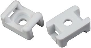 Screw in cable tie mounts