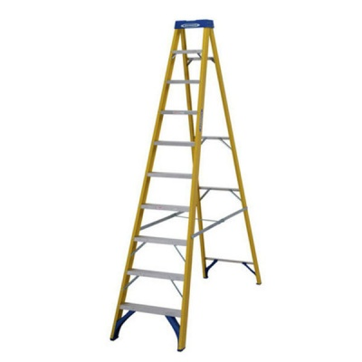 WERNER FIBREGLASS STEPLADDER 10 Thread