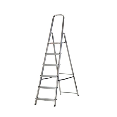WERNER ALUMINIUM STEPLADDER 6 Thread