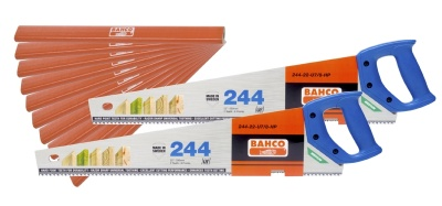 Bahco 244 Twin Pack with 10 Pencils