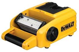 Dewalt 18v/20v Dcl060 body only site light