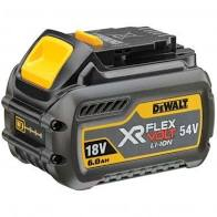 DeWALT DCB546-XJ 18/54 Volt XR Flexvolt 6Ah Battery Pack
