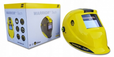 Esab warrior tech automatic welding shield