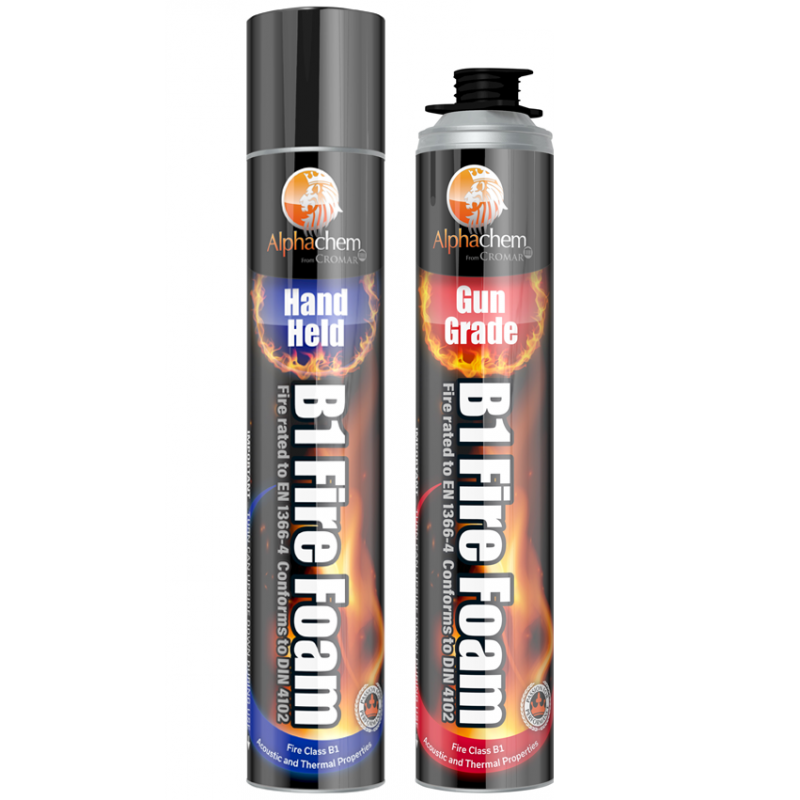 Alphachem Hand Held Fire Foam 750ML