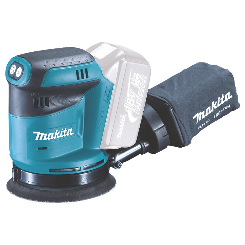 Makita Dbo 180z random orbital sander body only