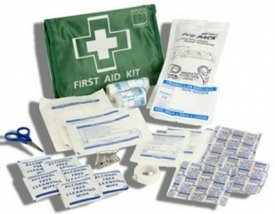 Mobile 40 piece first aid kit