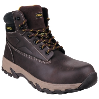Stanley Tradesman Brown Boot