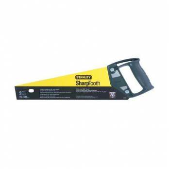 Stanley 15″ X 9Tpi Hard Point Hand Saw