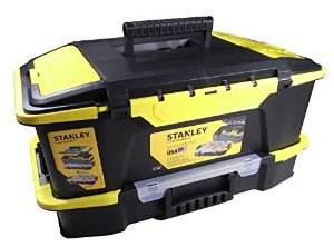 Stanley Click N Connect 2 in1 Toolbox