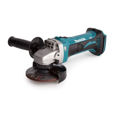Makita body only angle grinder