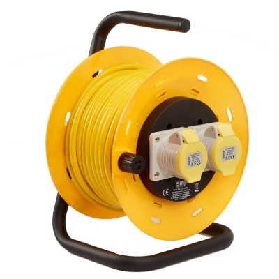 Extension lead 110 volt 2.5 square  25 meter reel