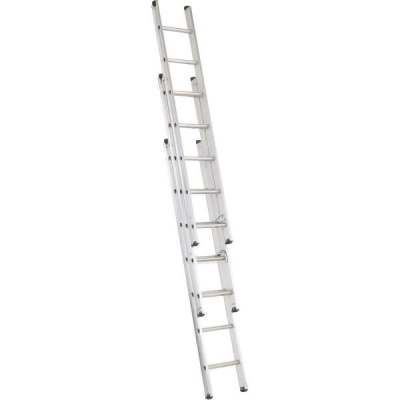 WERNER TRIPLE COMPACT EXTENSION LADDER