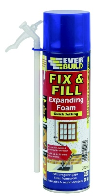 FIX & FILL EXPANDING FOAM