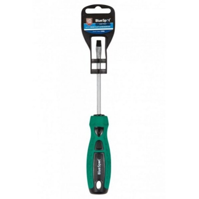 BLUESPOT 6.5 X 100M SLOT SCREWDRIVER