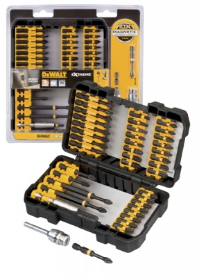 DeWalt 40pc Impact Torsion Set & Screw Lock