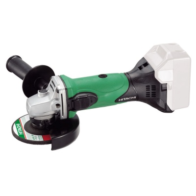 "Hitachi / Koki  4.5"" G18 DSL body only angle grinder"