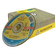 Klingspor 4.5'' x 2.5mm aluminium cutting discs