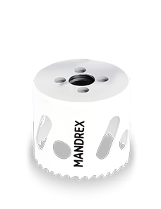 High quality Mandrex holesaws