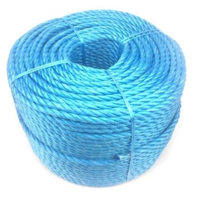 Polypropelene blue rope 10mm