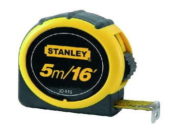 Stanley 5M/16Ft Measuring Tape