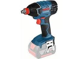 Bosch GDX 18 volt combi impact wrench and driver body only