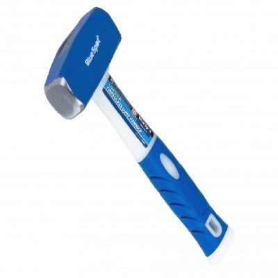 BLUESPOT 2.5LB LUMP HAMMER Fibreglass Handle