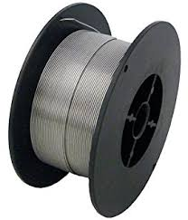 Gas-less flux core mig welding wire