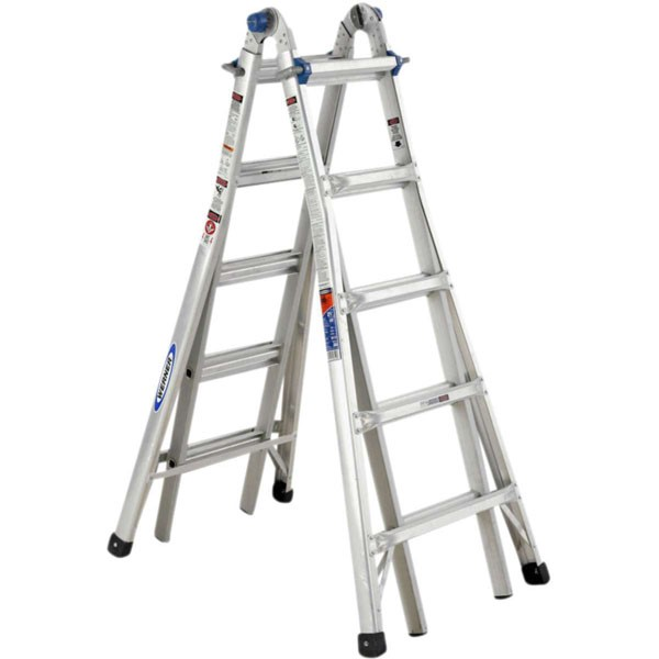 Werner Telescopic Combination Ladder 4x5 Rung