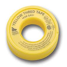 12x5m PTFE Approved Gas Tape
