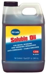 20 liter soluble oil / bandsaw coolant