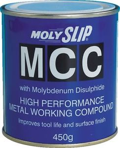 Moly slip cutting and tapping compound