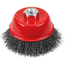 Crimped  cup brush 65mm