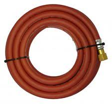 Acetylene  tubes 3/8'' fittings for saffire style handle 8mm bore