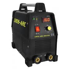 Cros Arc 160D MMA Welder 110/230v C/W Lead Set (Dual Voltage)