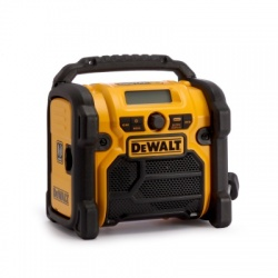 Dewalt DCR 020 site radio body only